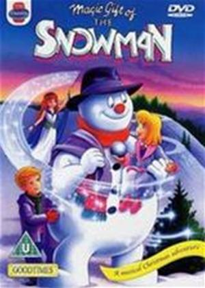 Rent Magic Gift of the Snowman Online DVD Rental