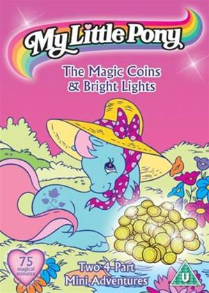 Rent My Little Pony: The Magic Coins and Bright Lights Online DVD Rental