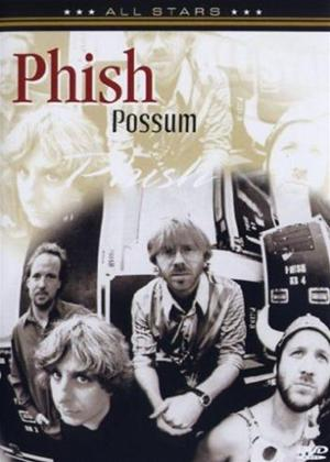 Phish: Possum Online DVD Rental