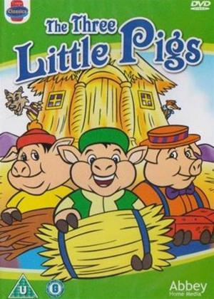 Rent Three Little Pigs (abbey) Online DVD Rental
