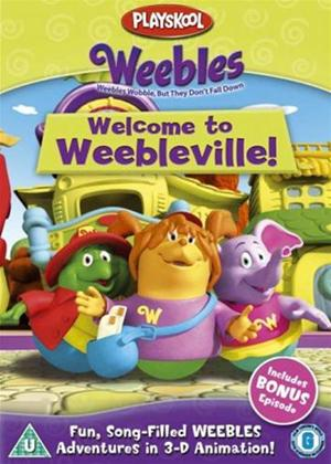 Welcome to Weebleville Online DVD Rental