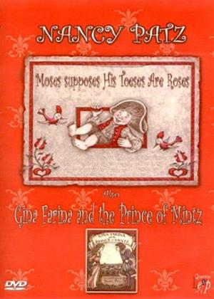 Nancy Patz: Moses Supposes/Gina Online DVD Rental