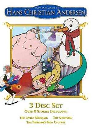 Hans Christian Andersen: Vol.1 Online DVD Rental