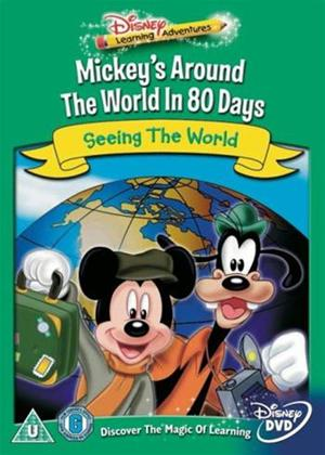 Rent Mickey's Around the world in 80 Days Online DVD Rental
