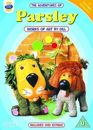 Parsley the Lion: Works of Art Online DVD Rental