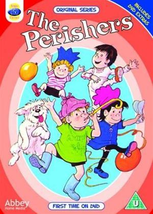 Perishers: Magic Mirror Online DVD Rental