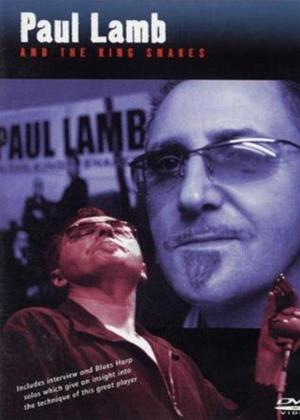 Rent Paul Lamb: Live 2003 Online DVD Rental