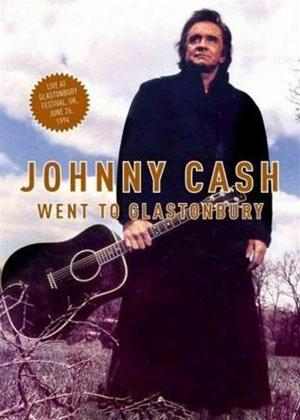 Rent Johnny Cash: Went to Glastonbury Online DVD Rental