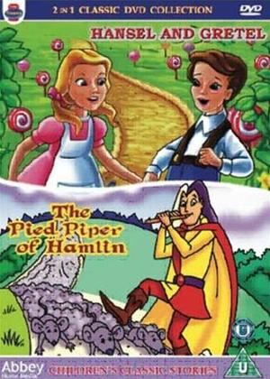 Rent Children's Classic Stories: Hansel and Gretel and Pied Piper Online DVD Rental