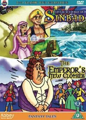 Rent Fantasy Tales: Sinbad and the Emperor's New Clothes Online DVD Rental