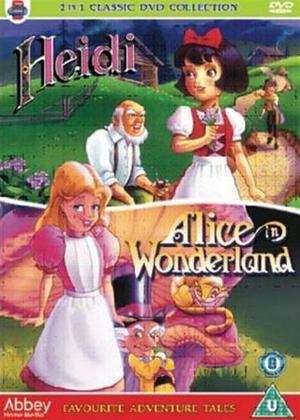 Favourite Adventure Tales: Heidi and Alice in Wonderland Online DVD Rental