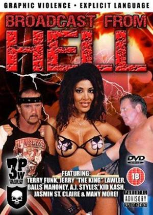 3PW: Broadcast from Hell Online DVD Rental