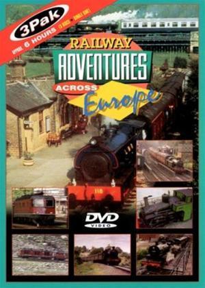 Rent Railway Adventures Across Europe Online DVD Rental