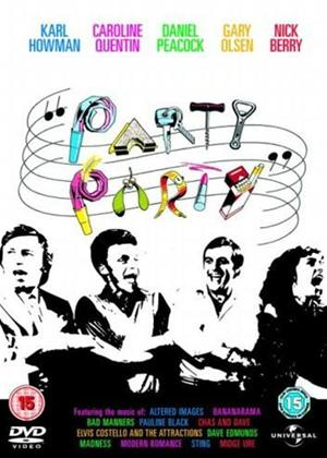 Party Party Online DVD Rental