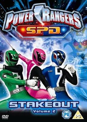 Rent Power Rangers Spd: Vol.2 Online DVD Rental