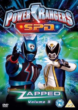 Rent Power Rangers Spd: Vol.5 Online DVD Rental