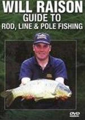 Will Raison Guide to Pole/fish Online DVD Rental