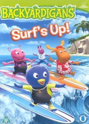Backyardigans: Surf's Up Online DVD Rental