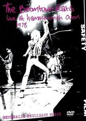 The Boomtown Rats: Live at Hammersmith Odeon 1978 Online DVD Rental