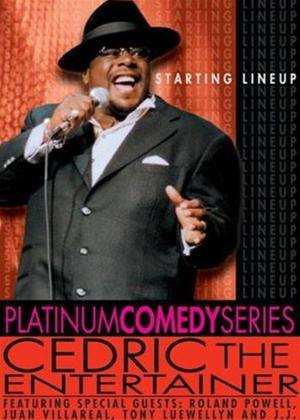 Rent Cedric the Entertainer: Starting Line Up Online DVD Rental