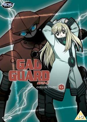 Gad Guard: Vol.4 Online DVD Rental