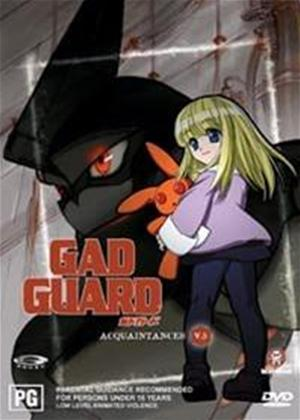 Gad Guard: Vol.5 Online DVD Rental