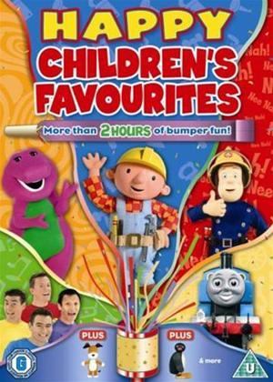 Happy Children's Favourites Online DVD Rental