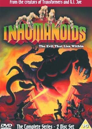Inhumanoids Online DVD Rental
