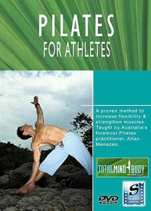 Pilates for Athletes Online DVD Rental