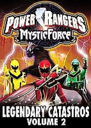 Rent Power Rangers Mystic Force: Vol.2 Online DVD Rental