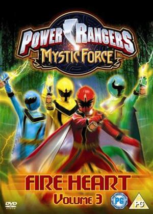 Rent Power Rangers Mystic Force: Vol.3 Online DVD Rental