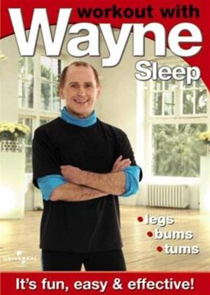 Rent Wayne Sleep: Workout With Online DVD Rental