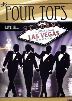 Four Tops: Live in Las Vegas Online DVD Rental