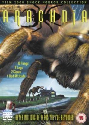 Rent Arachnia Online DVD Rental
