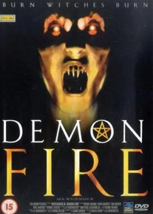 Rent Demon Fire Online DVD Rental