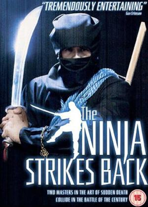 Ninja Strikes Back Online DVD Rental