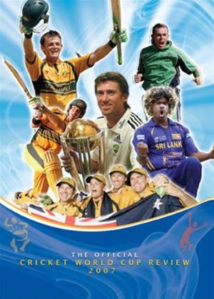 Official Cricket World Cup 2007 Online DVD Rental