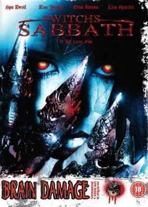 Rent The Witch's Sabbath Online DVD Rental