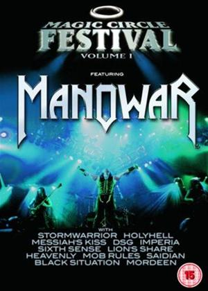 Manowar: Magic Circle Festival: Vol.1 Online DVD Rental