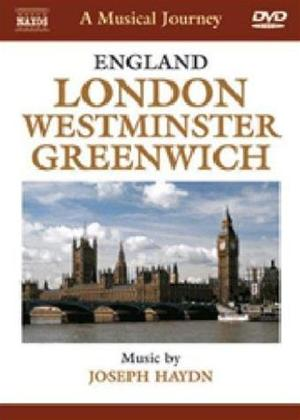 Rent Naxos Musical Journey: London Westminster Greenwich Online DVD Rental
