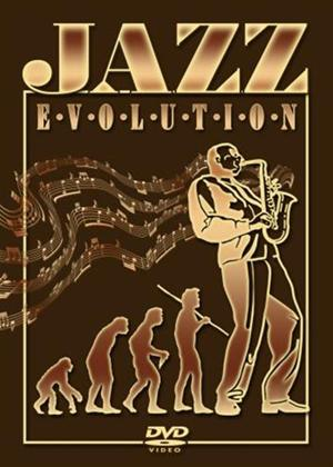 Jazz Evolution Online DVD Rental