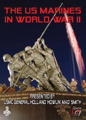 The US Marines in World War II Online DVD Rental