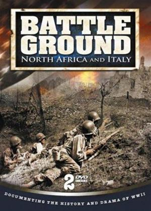 Rent Battle ground: North Africa and Italy Online DVD Rental