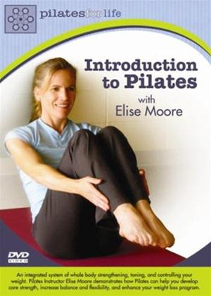 Rent Introduction to Pilates with Elise Moore Online DVD Rental