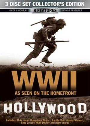 Rent World War II: As Seen on the Home Front Online DVD Rental