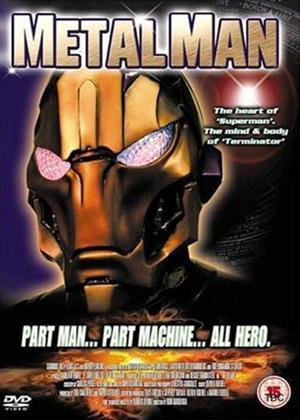 Metal Man Online DVD Rental