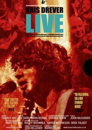 Kris Drever: Live Online DVD Rental