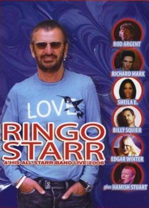 Rent Ringo Starr and His All Starr Band: Live 2006 Online DVD Rental