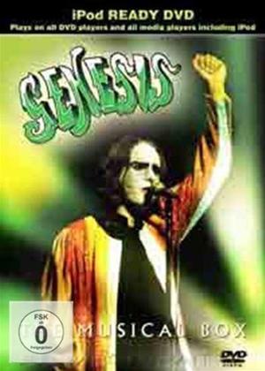 Rent Genesis: The Musical Box Online DVD Rental