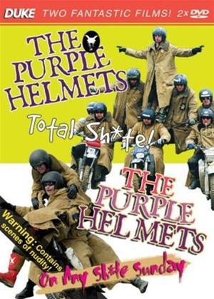Rent Complete Purple Helmets Online DVD Rental
